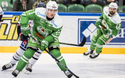 Bryan Lerg to HC Ambrì-Piotta