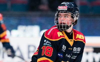 Axel Andersson to Sweden Team 20