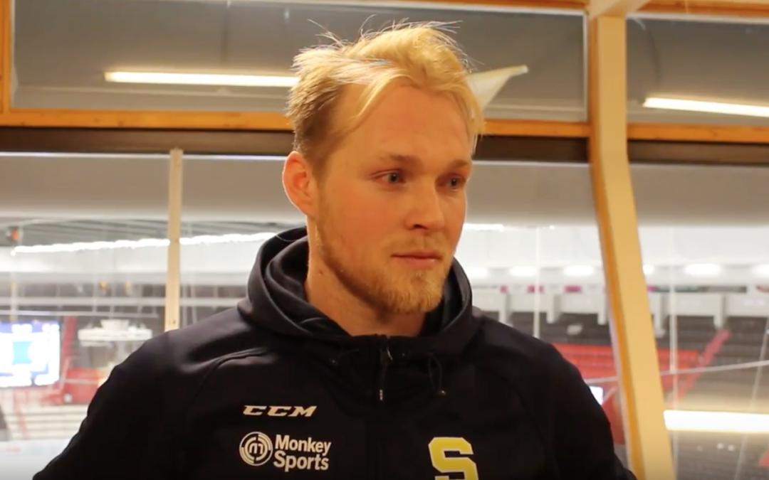 Two-Goal Scorer, Sebastian Bengtsson