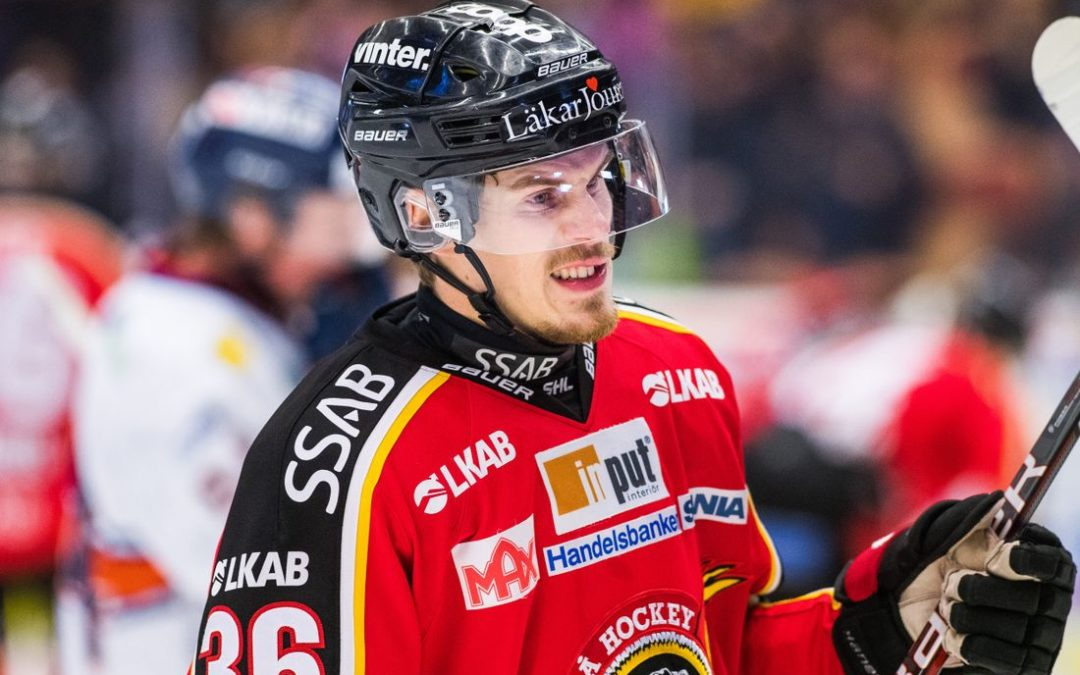 Emil Larsson Makes Tre Kronor Roster