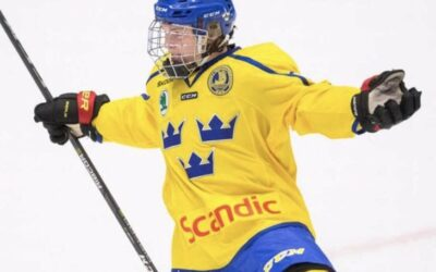 Playmakers in World Juniors