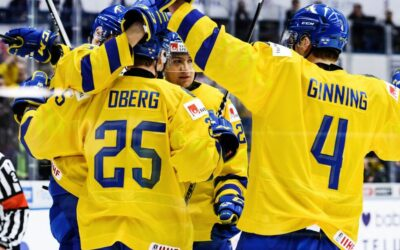 Sandin, Alnefelt and Öberg win Bronze at World Juniors