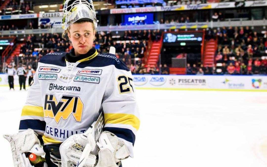 Adam Åhman Signs With Tingsryd
