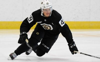 Axel Andersson Traded to Anaheim Ducks