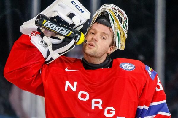 Lars Haugen Returns Home