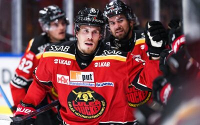 Emil Larsson Signs With Örebro Hockey
