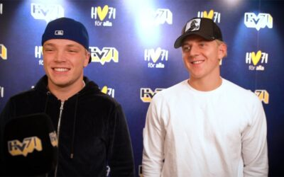 HV71 Locks In Andrae and Nybeck